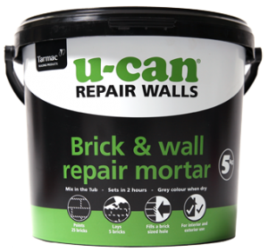 Brick and Wall Repair Mortar