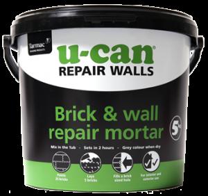 Brick and Wall Repair Mortar