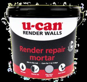 Render Repair Mortar