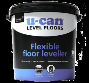 Flexible Floor Leveller