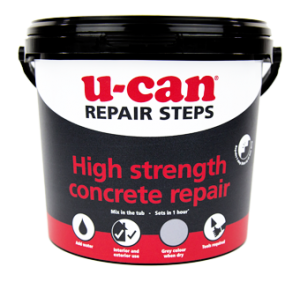 High Strength Concrete Repair