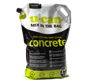 Mix in the Bag Concrete