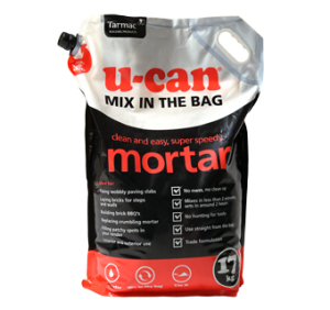 Mix in the Bag Mortar